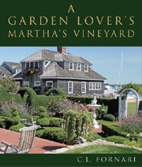 A Garden Lover's Martha's Vineyard Cover