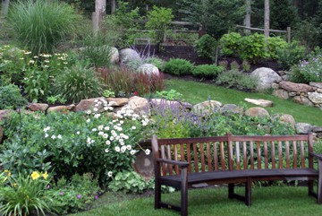 Take A Minute, Or More Than A Minute, To Sit In Your Garden. Take A Deep  Breath And Enjoy Doing Nothing For Awhile