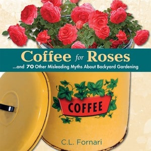 Coffee for Roses Book Cover By C.L.Fornari